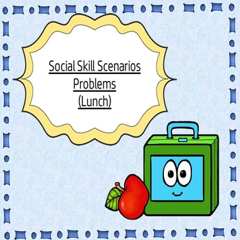 Social Skills and Emotions Lunch