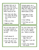 Problem Solving and Social Skills Task Cards: Community, Home and Friendship
