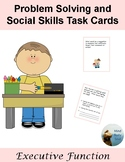 Social Skills and Problem Solving Task Cards:  Executive F