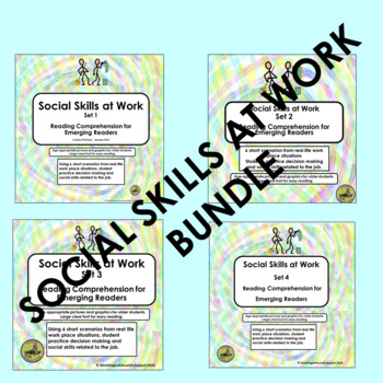 Social Skills at Work Bundle