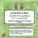 Social Skills at Work: Conflict Resolution - Compromise