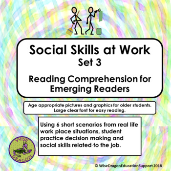Social Skills at Work Set 3