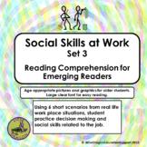 Social Skills at Work Set 3