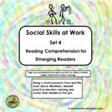 Social Skills at Work Set 4