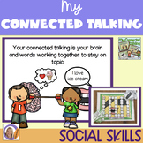 Social Skills for Autism: My Connected Talking