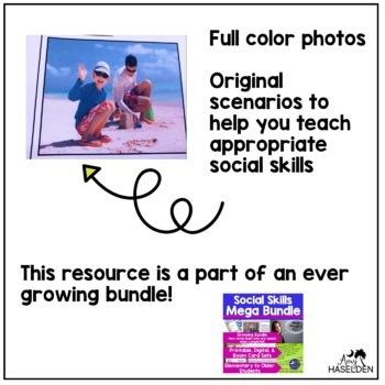 Social Skills for Elementary Facial Expressions Real Photos
