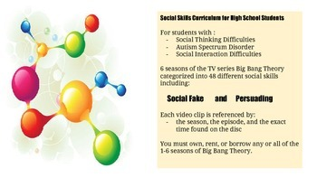 Social Skills for High School Students