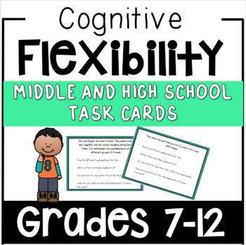 Social Skills for Middle School & High School - Flexible Thinking
