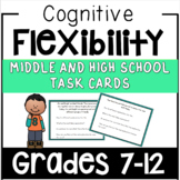 Social Skills for Teens | Flexible Thinking Activities | Distance Learning