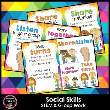 Social Skills Group Work