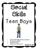 Social Skills for Teen Boys