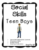 Social Skills for Teen Boys
