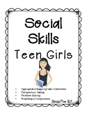 Social Skills for Teen Girls