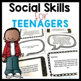 Social Skills for Teenagers Distance Learning