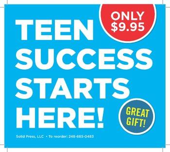 Social Skills for Teens, Customer Service & Job Skills Training, 2 Book Bundle