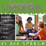 Social Skills in Autism
