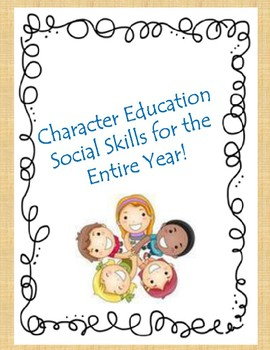 Social Skils for the classroom