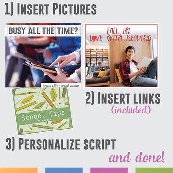 September Social Media and Newsletter Kit