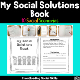 Social Solutions Booklet (Friendship, Peer Conflict & Cont