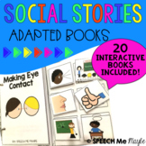 Social Stories Adapted Books