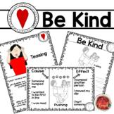 Kindness Activities: Social Skills
