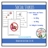 Social Stories: Behavior Edition Set 1
