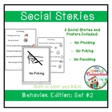 Social Stories: Behavior Edition Set 2