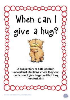 Social Stories Books Children with Autism Special Needs Behaviours