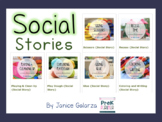 Social Stories {Bundle}