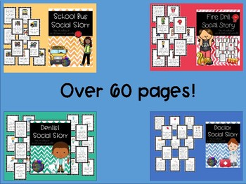 Social Stories Bundle for Students with Special Needs