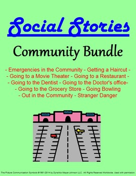Social Stories: Community Bundle