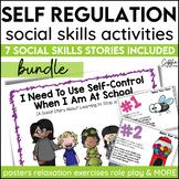 Social Stories Cool Down Bundle Print Digital Video