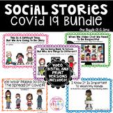 Social Stories Covid 19 Bundle Print Digital & Video