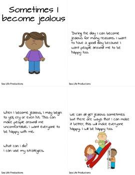 Social Stories - Emotions