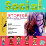 Social Stories Emotions Book 2