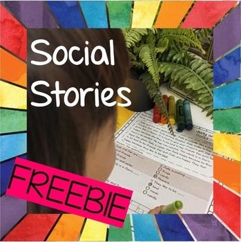Social Stories FREEBIE
