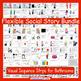 Social Stories: Girls Bathroom BUNDLE