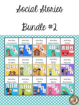Social Stories - Growing Bundle #2
