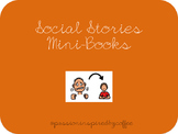 Social Stories Mini-Books