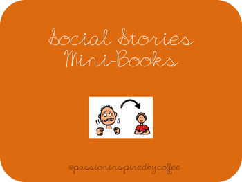 Social Stories Mini-Books
