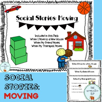 Social Stories: Moving