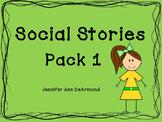 Social Stories Pack 1