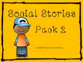 Social Stories Pack 2