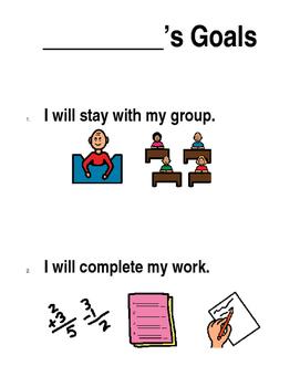 Social Stories & Reward System