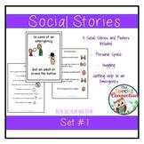 Social Stories: Set #1
