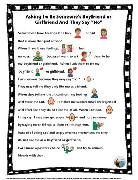 girlfriend and boyfriend story