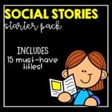 Social Stories Starter Pack