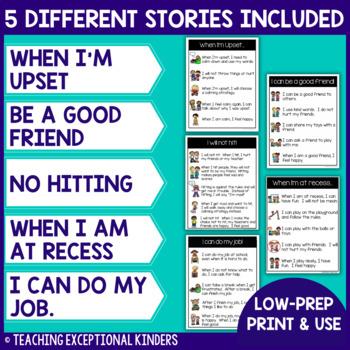 Social Stories - The Bundle!