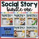 Social Stories Bundle