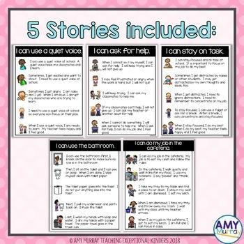 Social Stories  The Bundle 2